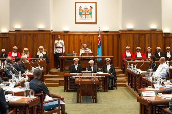 Fijian Parliament