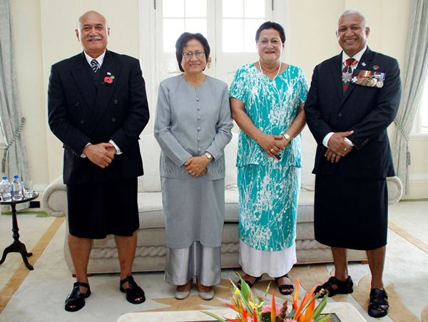 Fijian President