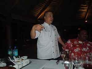 Chef Lance Seeto