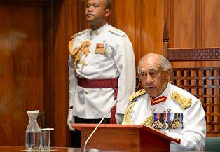 Fijian President Ratu Epeli Nailatikau