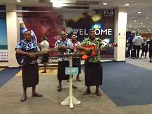 Welcome Nadi Airport