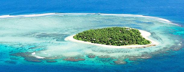 Pacific Islands Flights Sydney