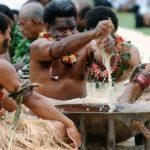 Yaqona and Fiji are synonymous