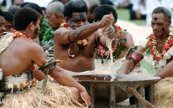 Fiji Yaqona Ceremony